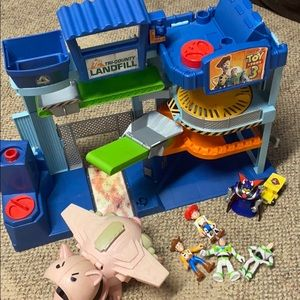 Imaginext Toy Story Bundle